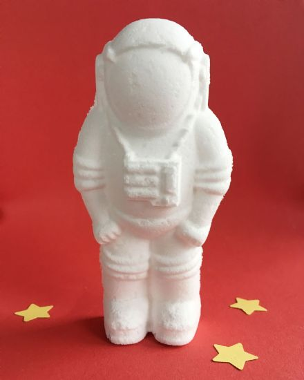 Spaceman Bubble Bath Fizzer